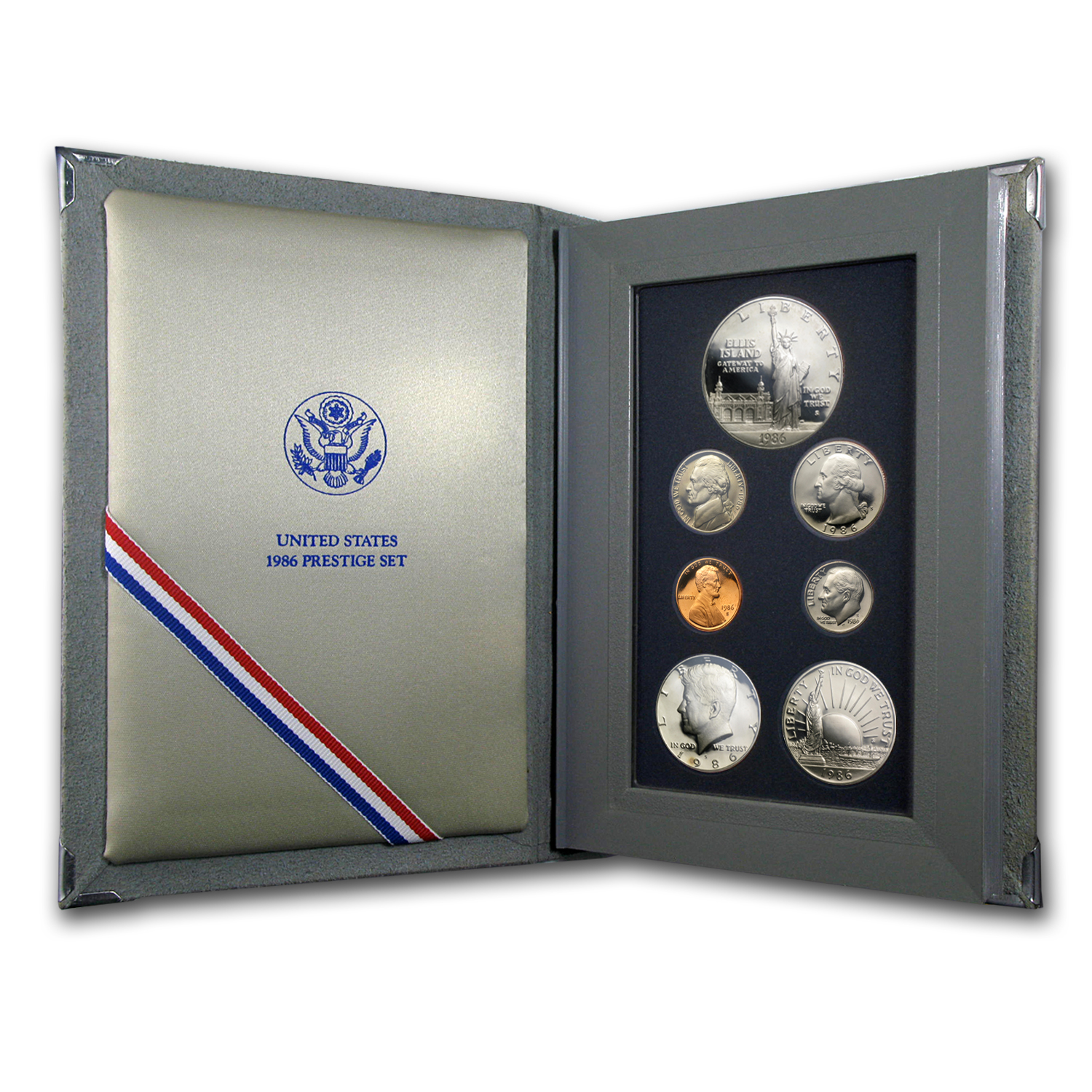 1986 U.S. Mint Prestige Set